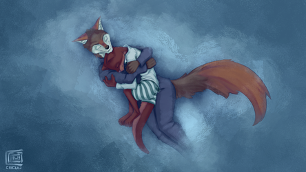Comfort for the Nightmares - By Cacuu