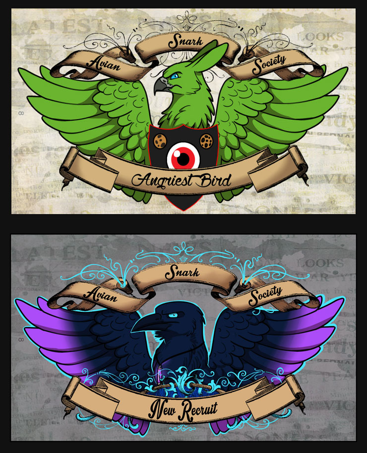 A.S.S. Badges
