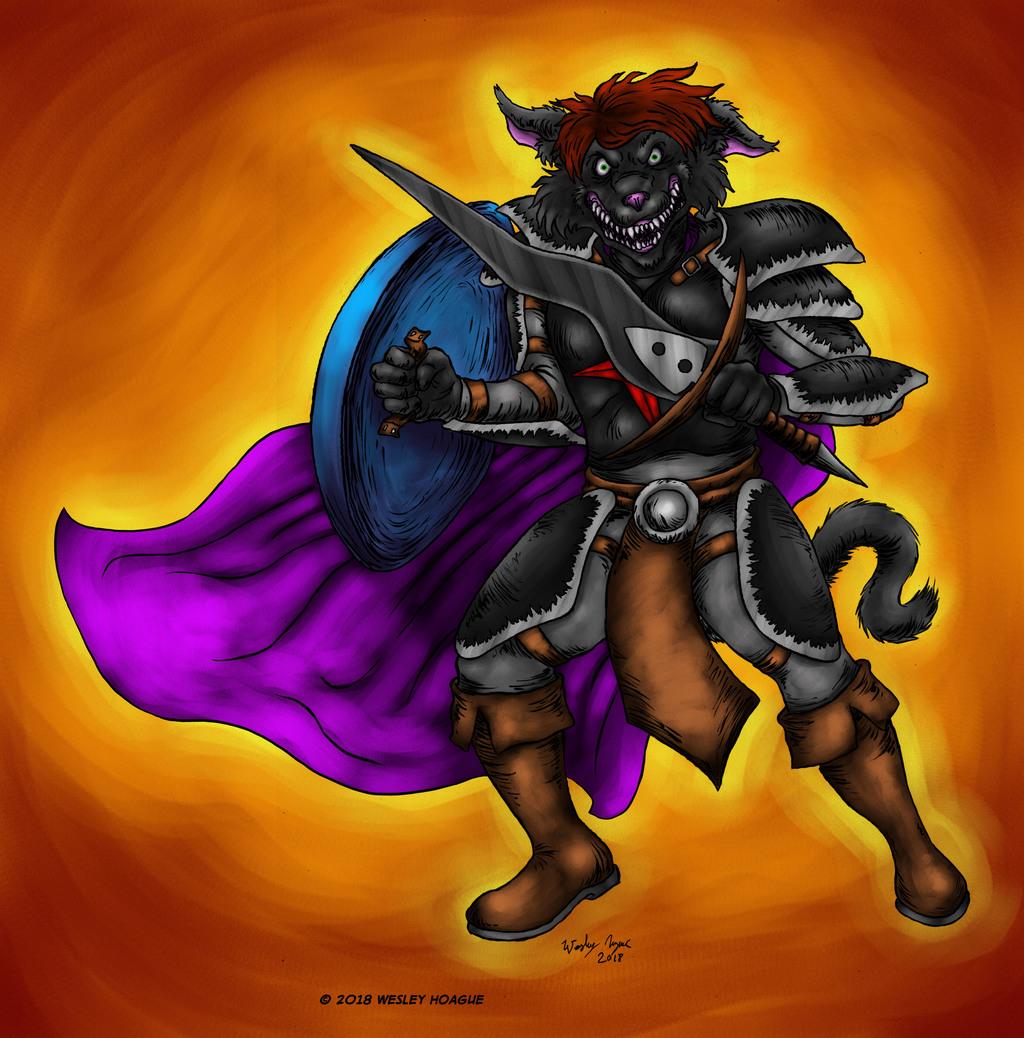 Sir Kain by Antiquity-Varmint