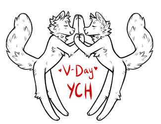 [Rush completion for V-Day YCH] I Need You<3