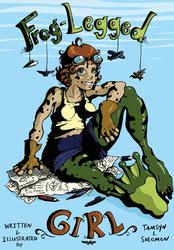 Frog-Legged Girl - Cover