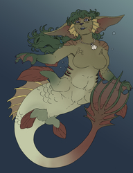 [Commission]-Mermay Xena 2