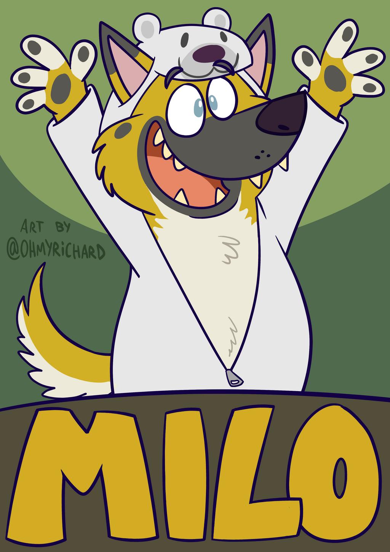 [2017] Milo Badge