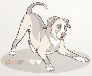 Isa Doggo Adopt! - CLOSED