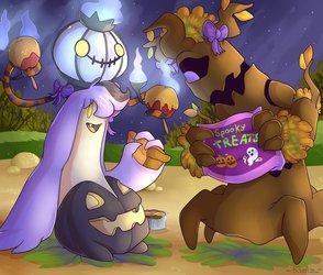 Spoopy Feast