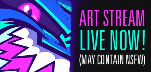 ART STREAM   LIVE NOW