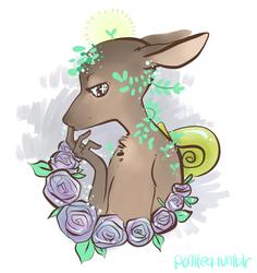 lil plant snail
