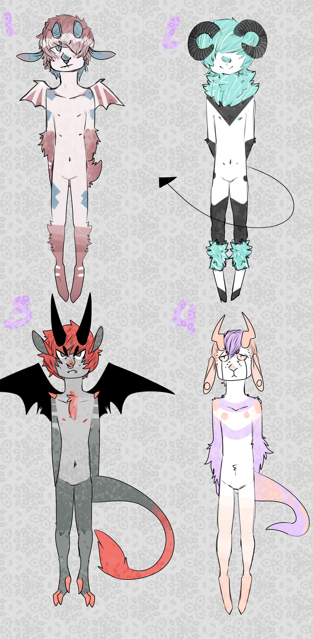 Adoptable demons
