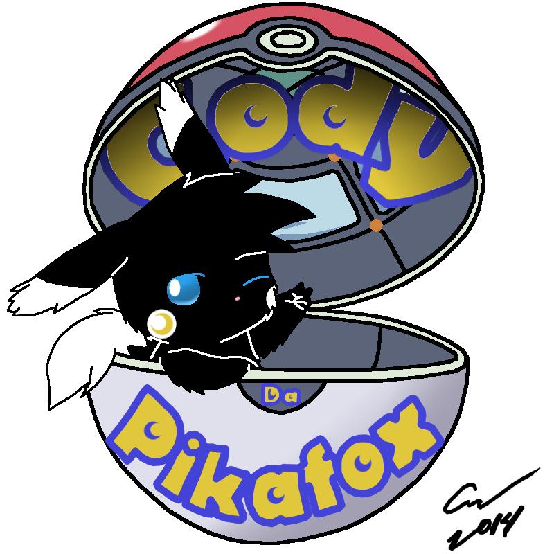 Cody Da Pikafox Badge