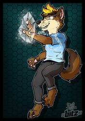 [G] Physikinetic Wolf