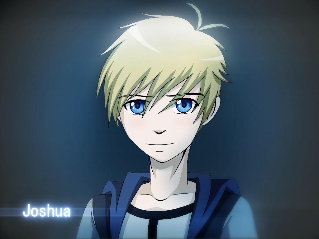 My main OC: Joshua