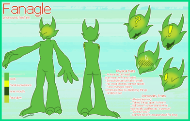 fanagle [commission][reference sheet]
