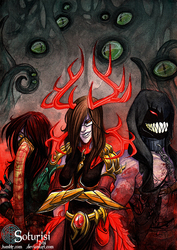 The Triad - commission -