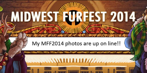 My MFF2014 photos are up on line!!