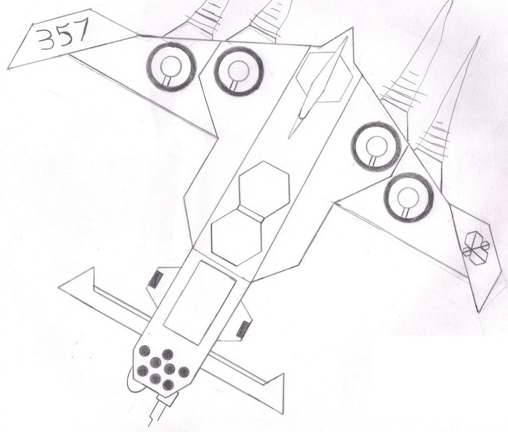 "DE ""King"" Nuclear Bomber"