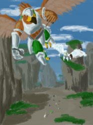 Decembird #9