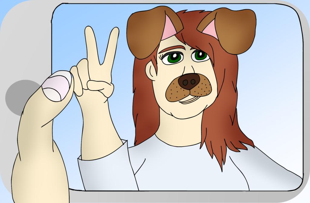 Barking Mad Over Social Media - Dog TF Page 1/4