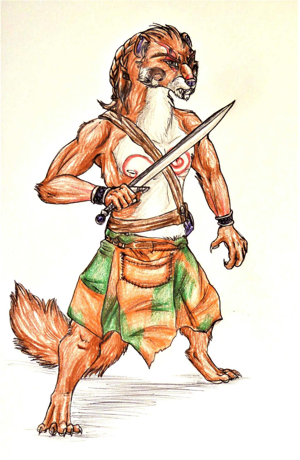 Dankwood, Son of Sorghum the Slayer