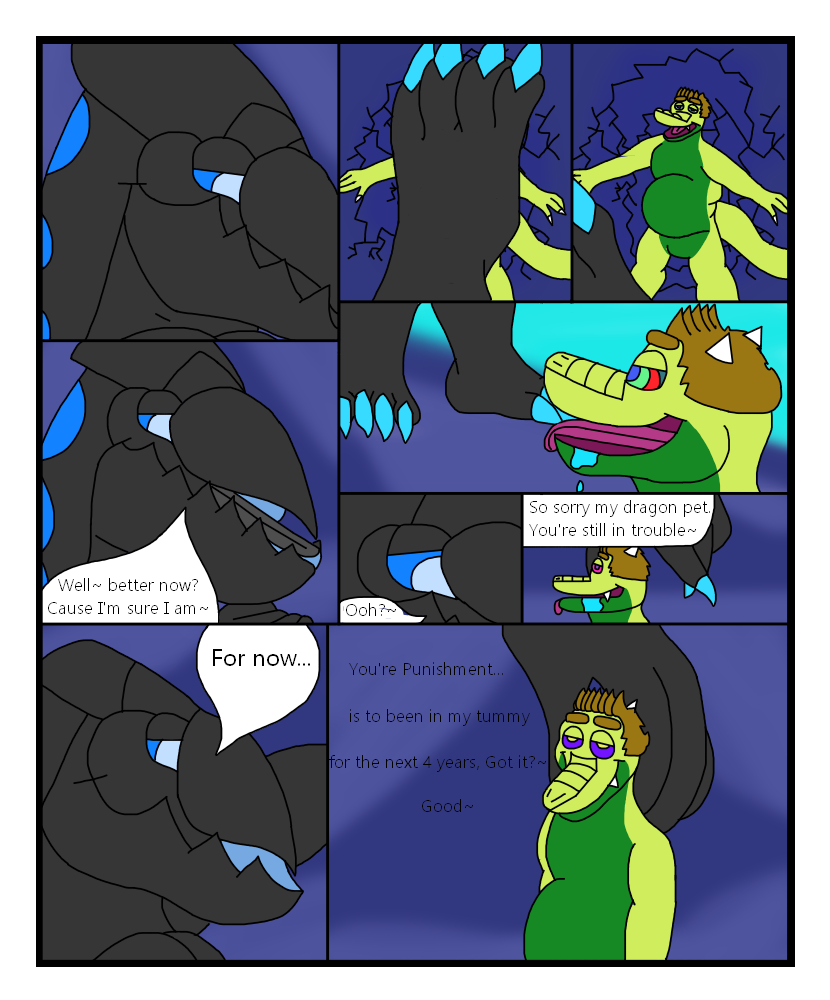 The Kaiju's Cave (8/9) [MACRO MARCH 2021]