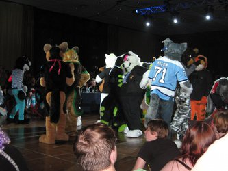FWA 2012 - Day 2 - Dance Competition 2