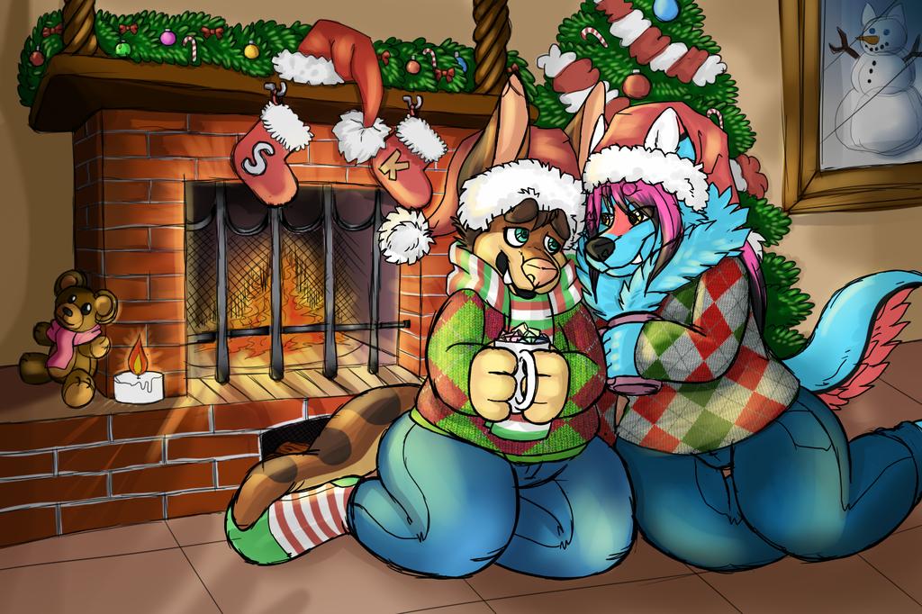 Love on Christmas Eve