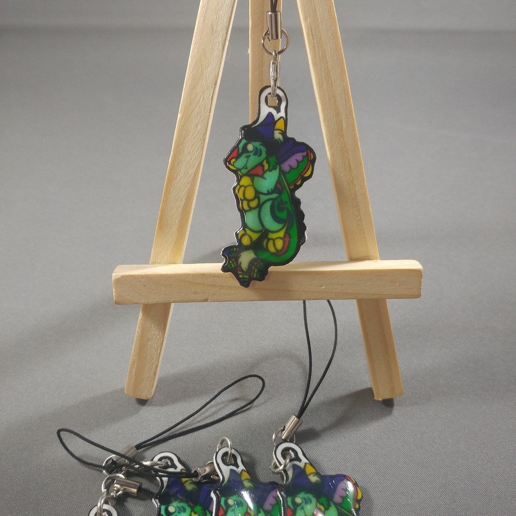Most recent image: Canvas Charms (MFF Stock)