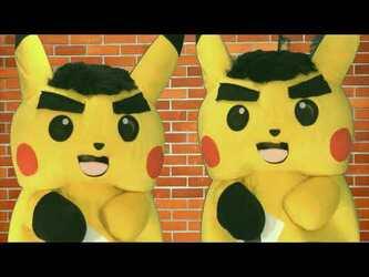 "Mascot Fursuiting: Agent Scorbunny vs Agent PikaSmith, ""Me me me..."""