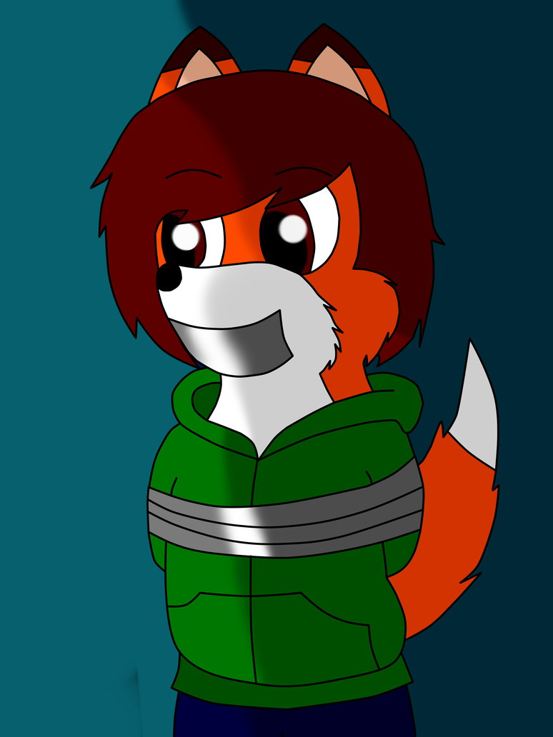 Taped up Foxy