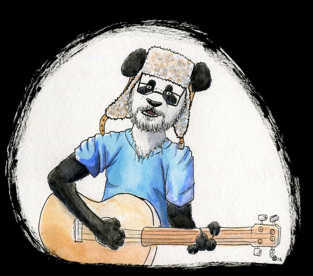 The Evil Panda