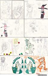 Sketchbook 75 - Part 2