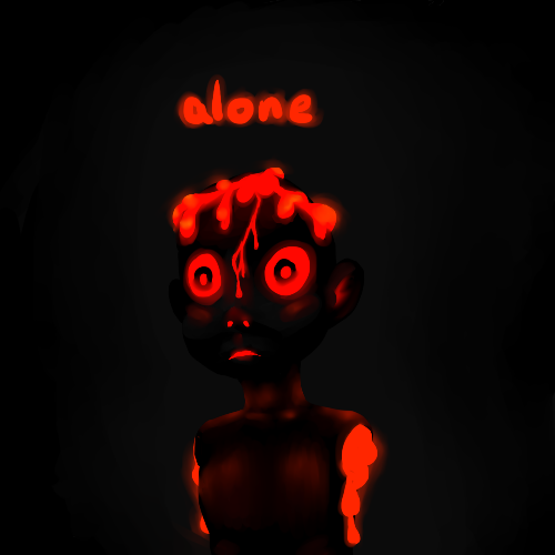 Most recent image: alone