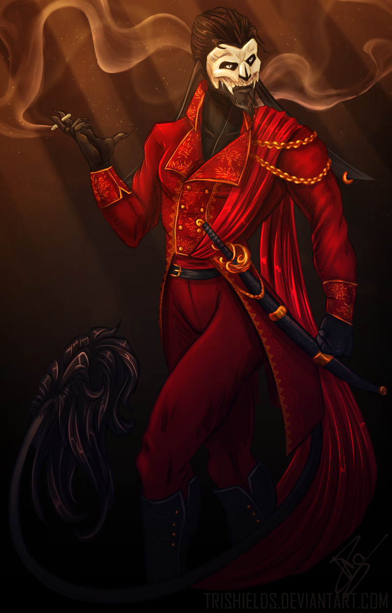 Chaffen's Masquerade