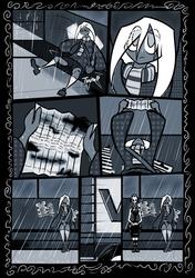 Various Happenings - Stripesocks (Pt.1) [p.01-02]