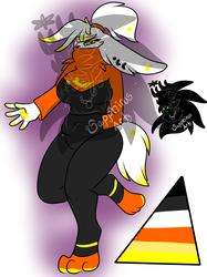 Female Raboot +Design+ (SOLD)