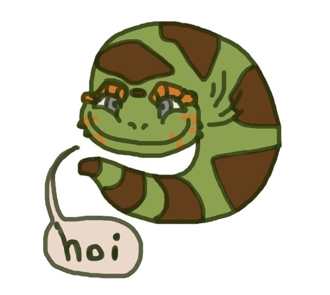 Hoi I'm Snek