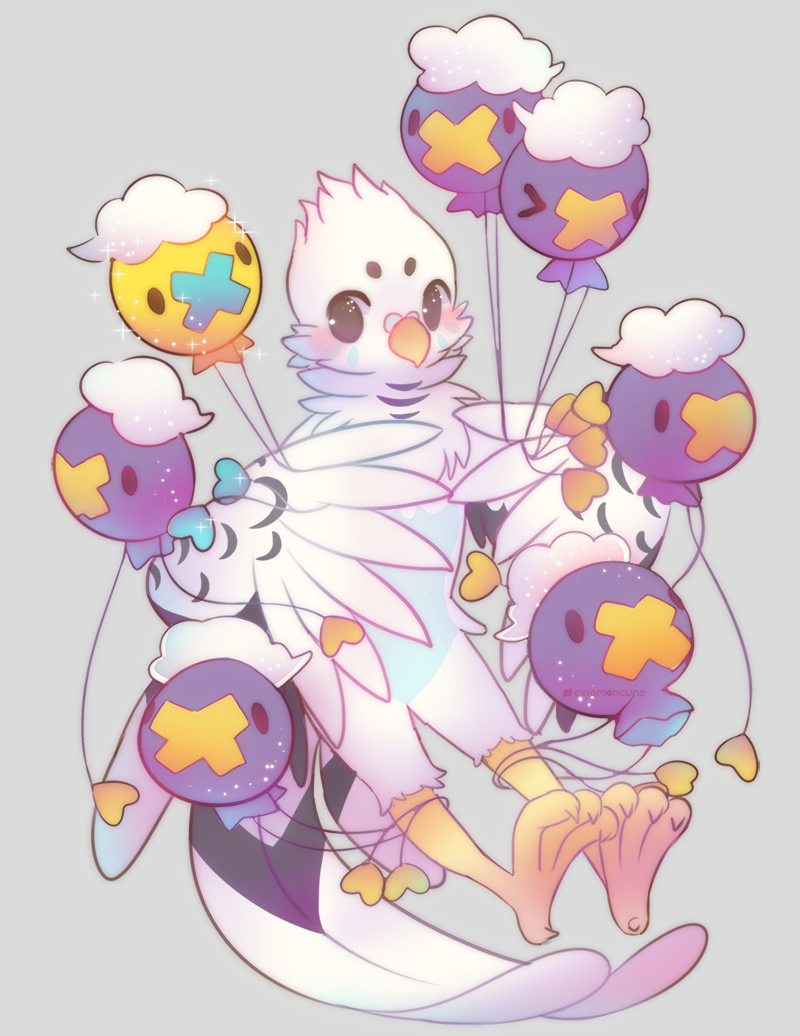 Drifloon Pile