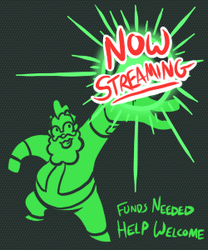 Now Streaming!