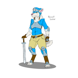 Kenrall Soldier