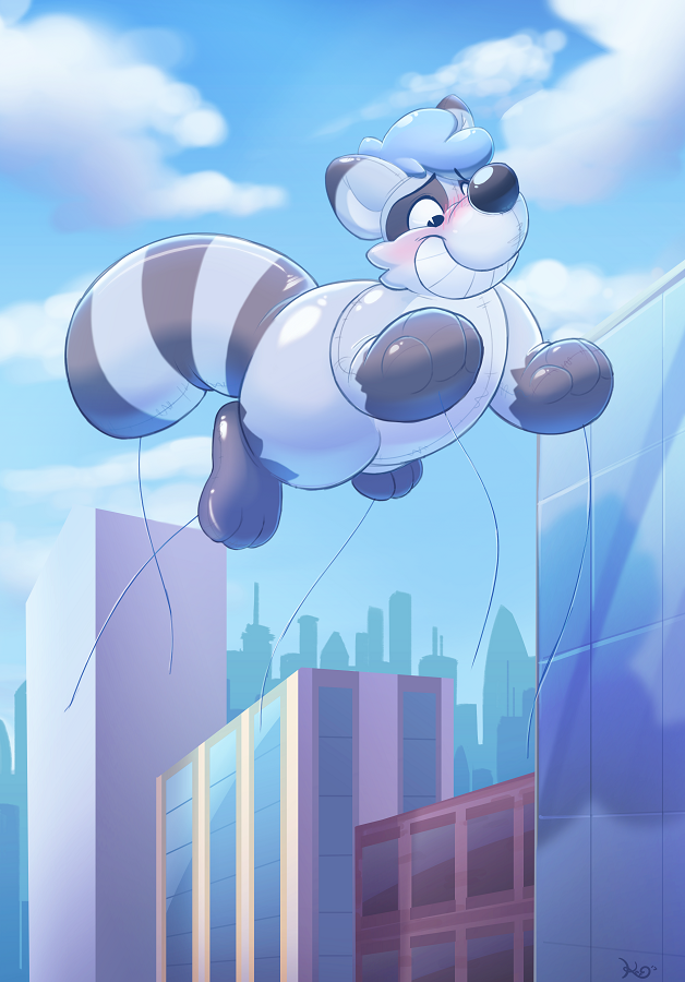 Coon Parade Loon - [C]