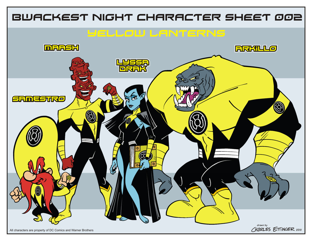 Most recent image: Looney Lanterns the web comic character sheet 002