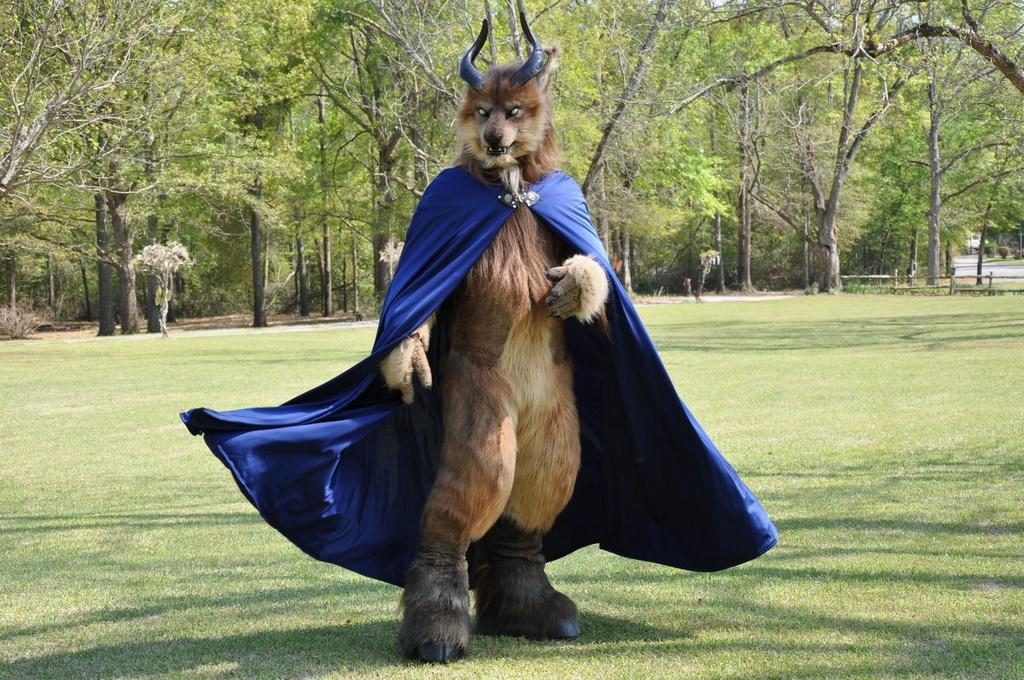 Most recent image: Victor's new cloak