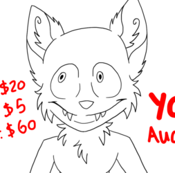 YCH Auction - Toony