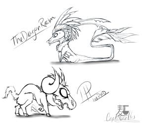 Chibi sketches