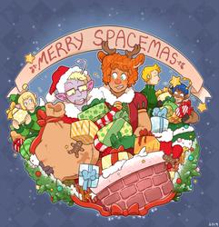 Merry Spacemas 2019