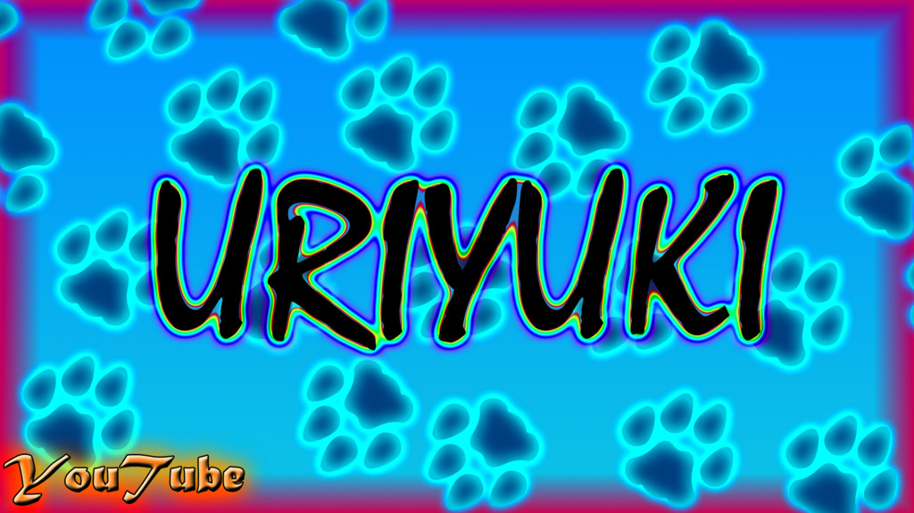 My New YouTube Banner