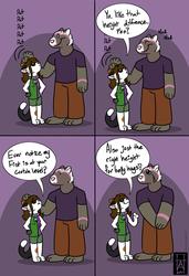 Tall, A Comic: