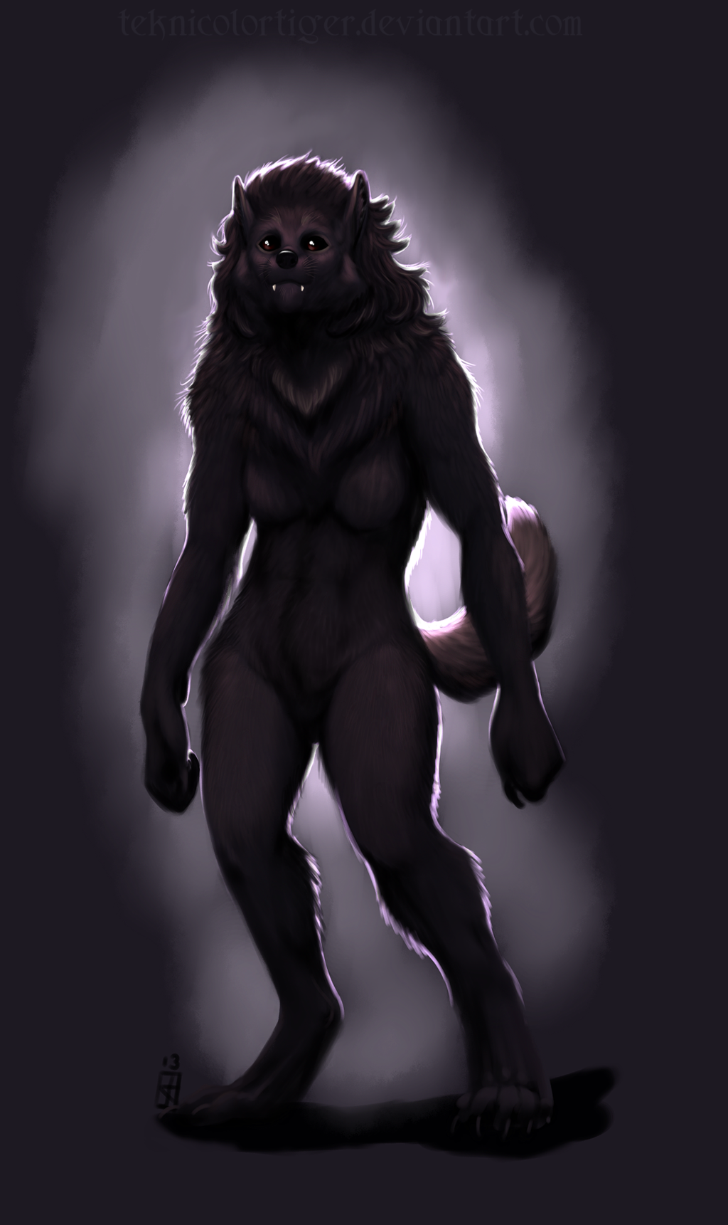 I Used To Be A Werewolf...