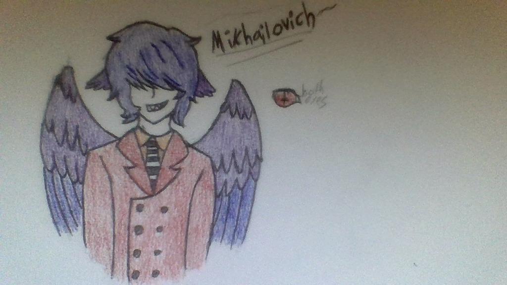 Mikhail Colored