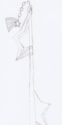 Quick Keyblade Sketch