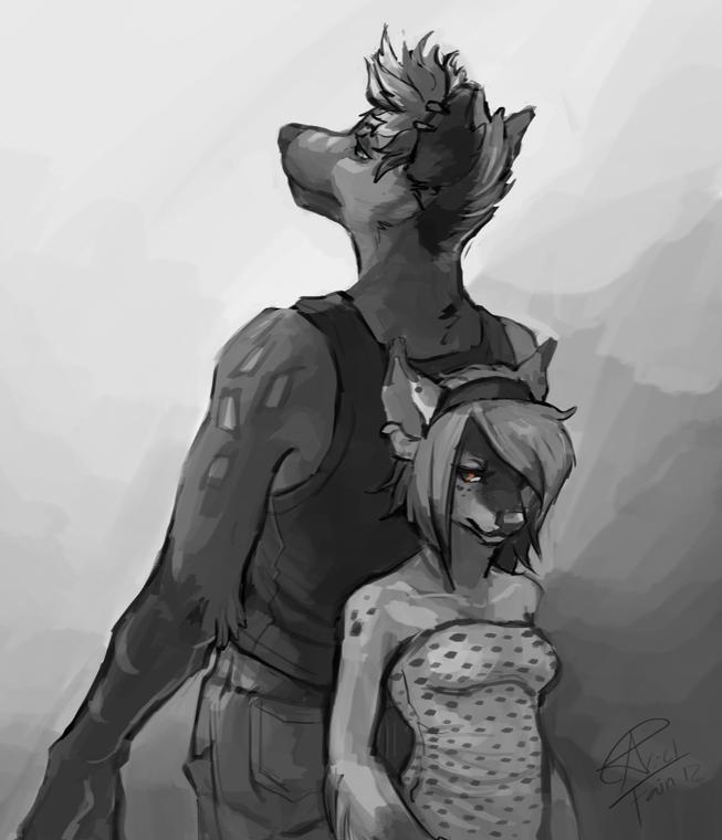 Boo and Ari
